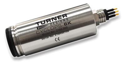Cyclops-6K Fluorescence & Backscatter Sensor