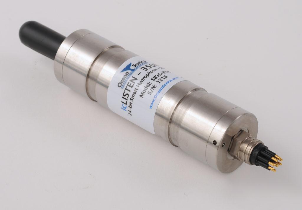icListen Smart Hydrophone