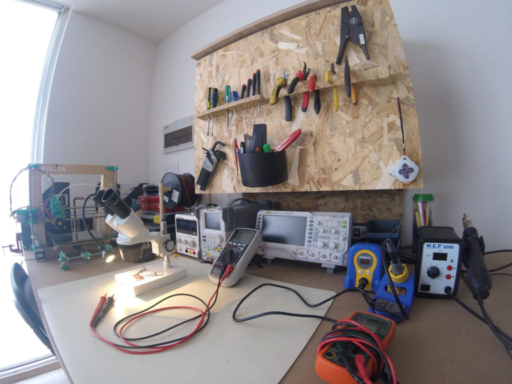 Cyprus Subsea Electronics Lab