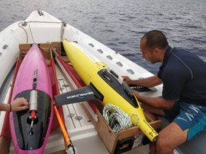 Preparing 2 Seagliders for Deployment