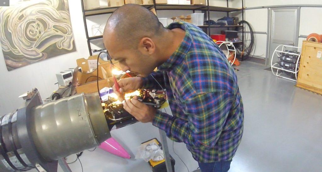 Cyprus Subsea Sensor Integration