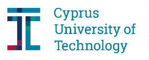 Cyprus University of Technology (CUT) Logo