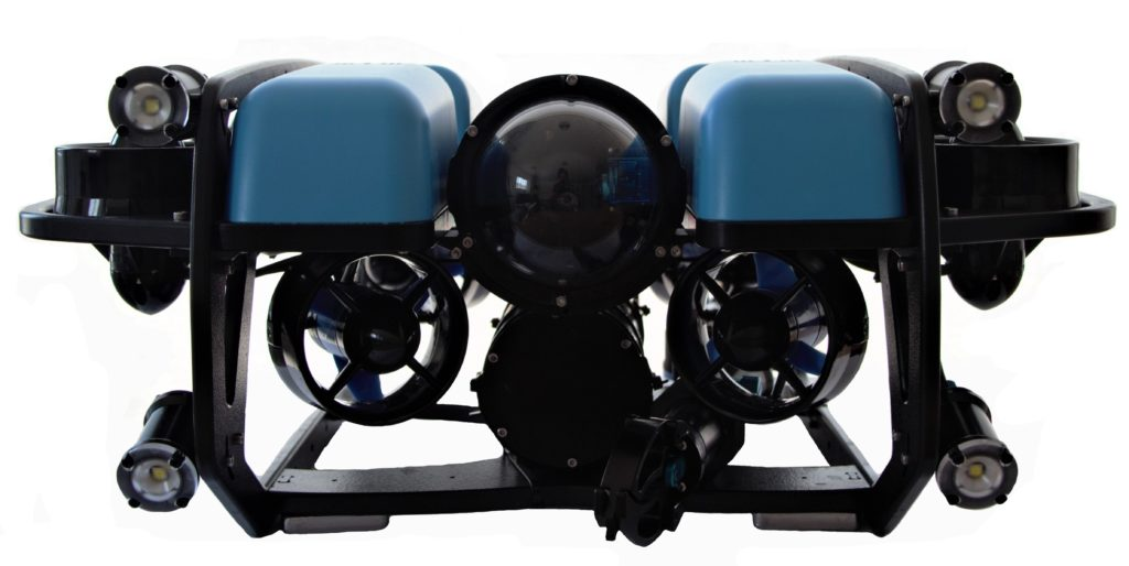 Blue Robotics BlueROV2 with Gripper