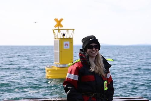 Emer Keaveney, Lead Researcher with ORCAIreland