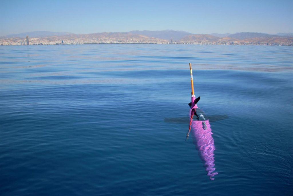 Seaglider in Limassol